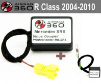 Mercedes R Class w251  Passenger Seat mat Occupancy Sensor, occupied recognition sensor  emulator